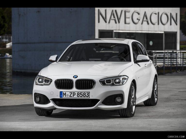 2015 BMW 1 Serisi 118i 1.5