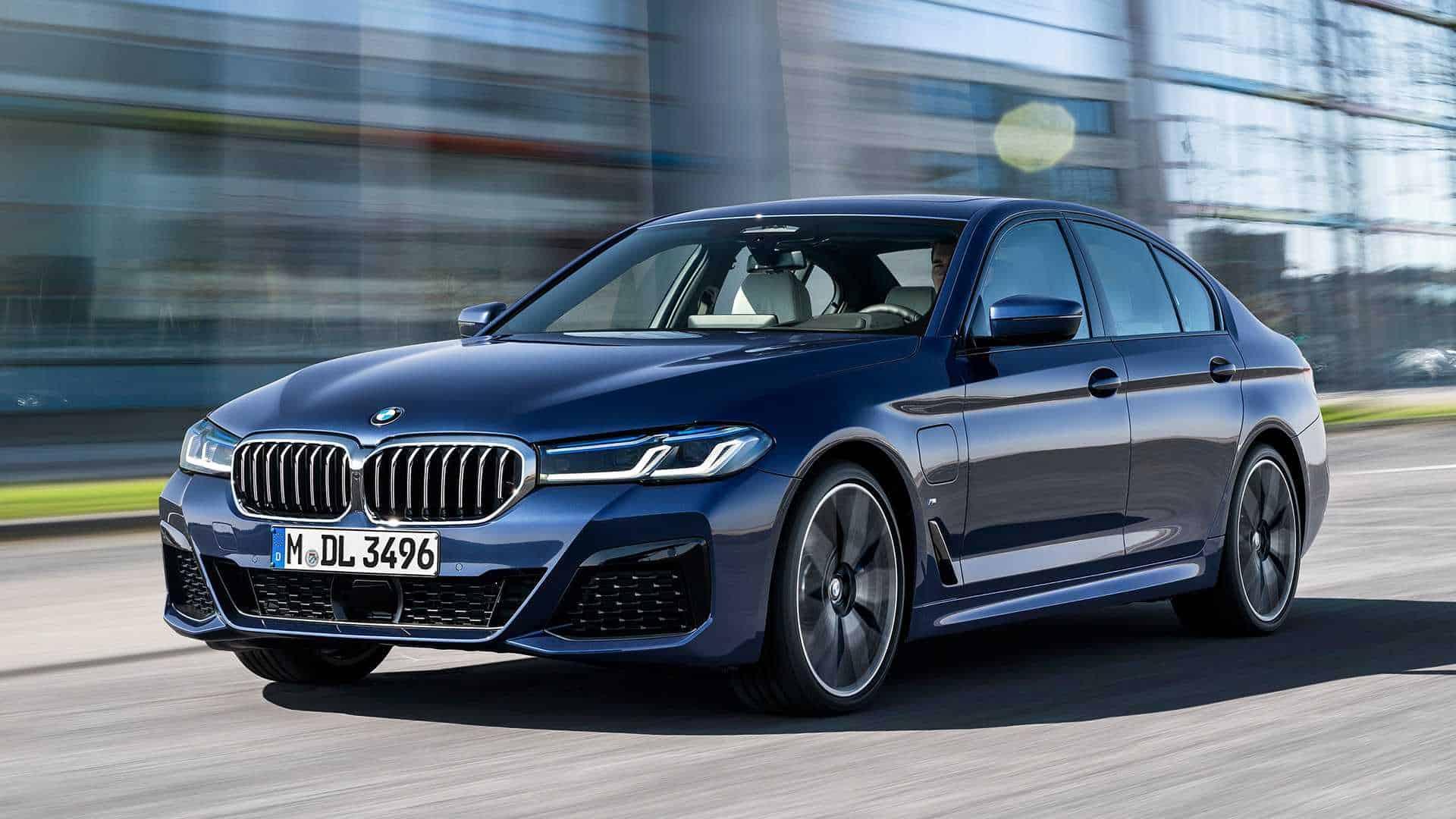 2021 BMW 5 Serisi 520i