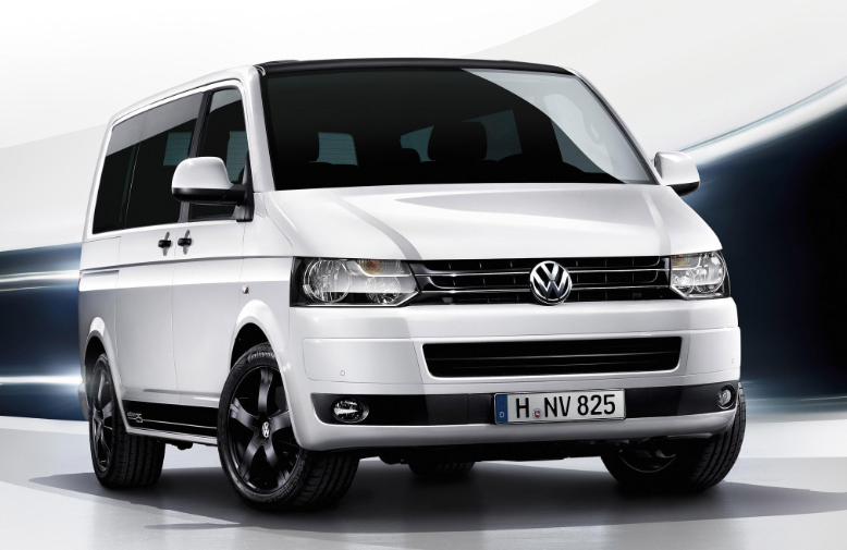 2017 Volkswagen Transporter 2.0 tdi Cityvan 102 ps