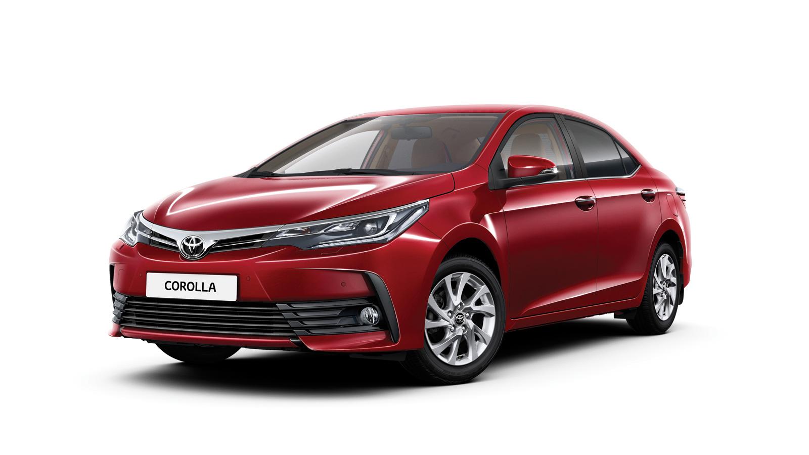2019 Toyota Corolla 1.6 Dream Multidrive S
