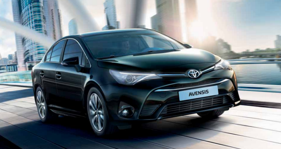2016 Toyota Avensis 2.0 MDs