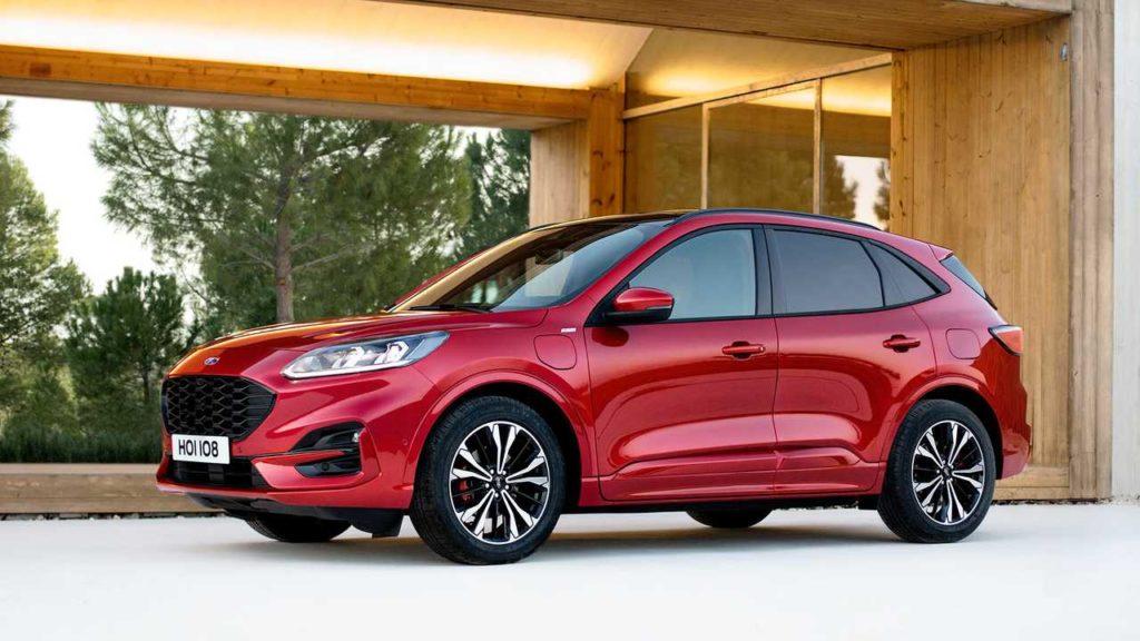 2020-Ford-Kuga En Az Yakan Suv Araçlar