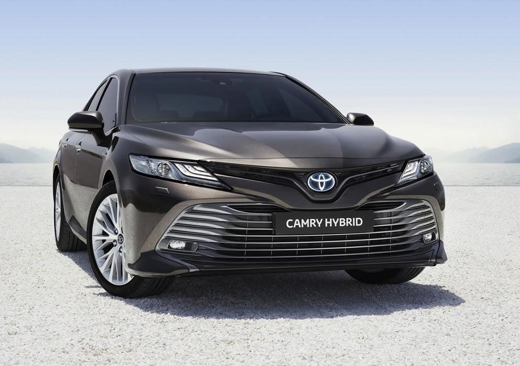 2019 Toyota Camry 2.5 e-CVT