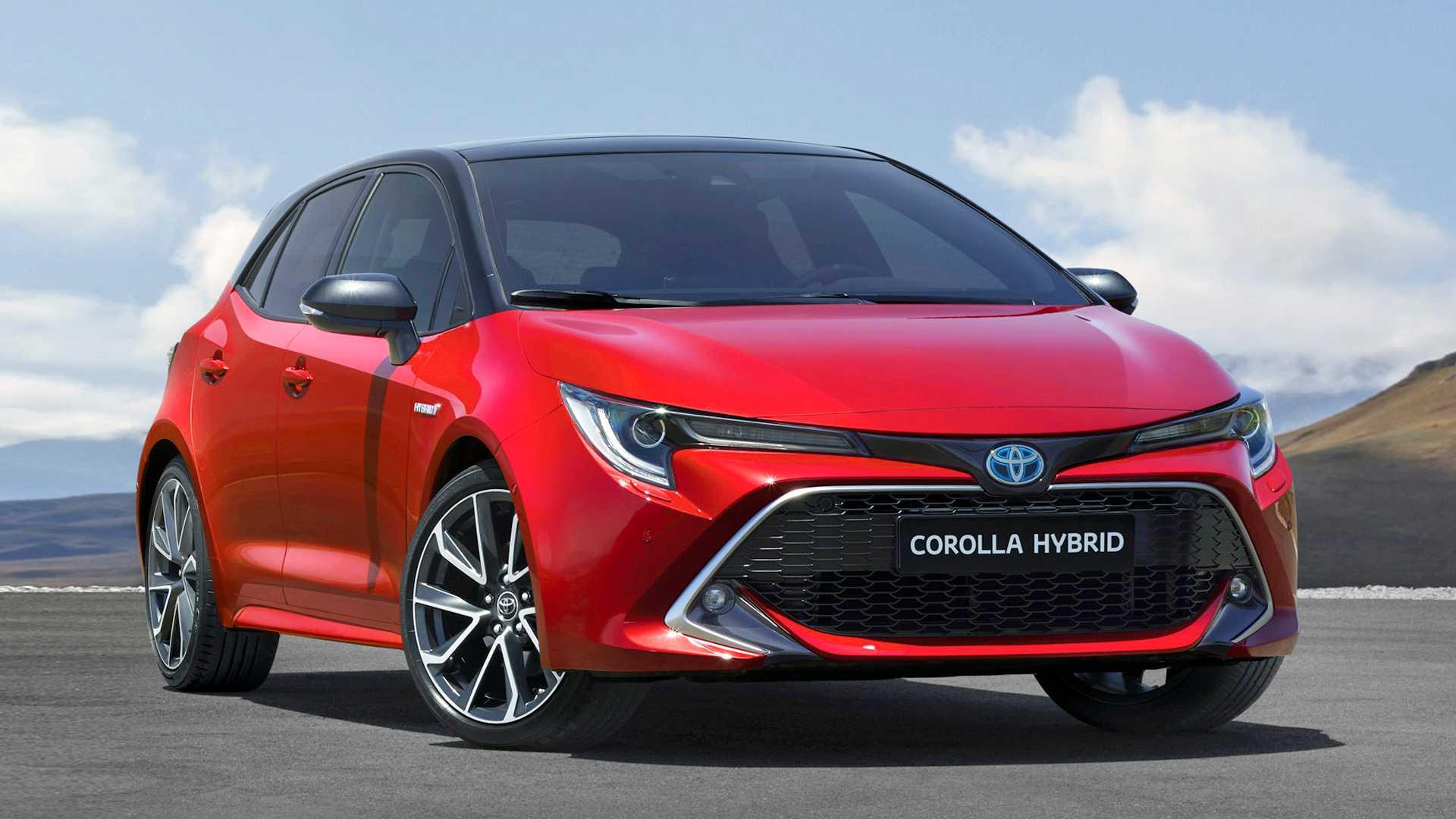 2020 Toyota Corolla HB 1.8 e-CVT