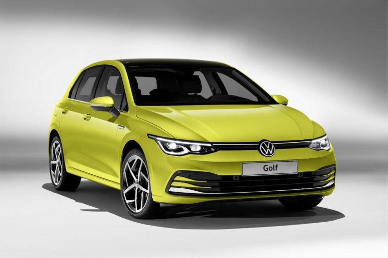 2020 Volkswagen Golf 1.0 TSI DSG
