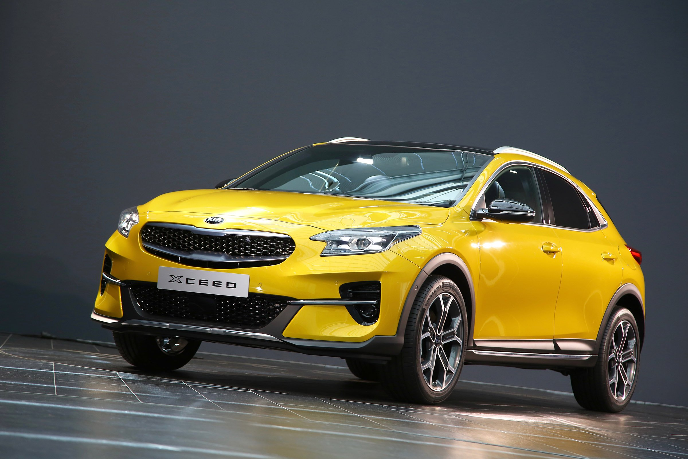 2021 Kia Ceed Xceed 1.6 CRDi Prestige Design DCT