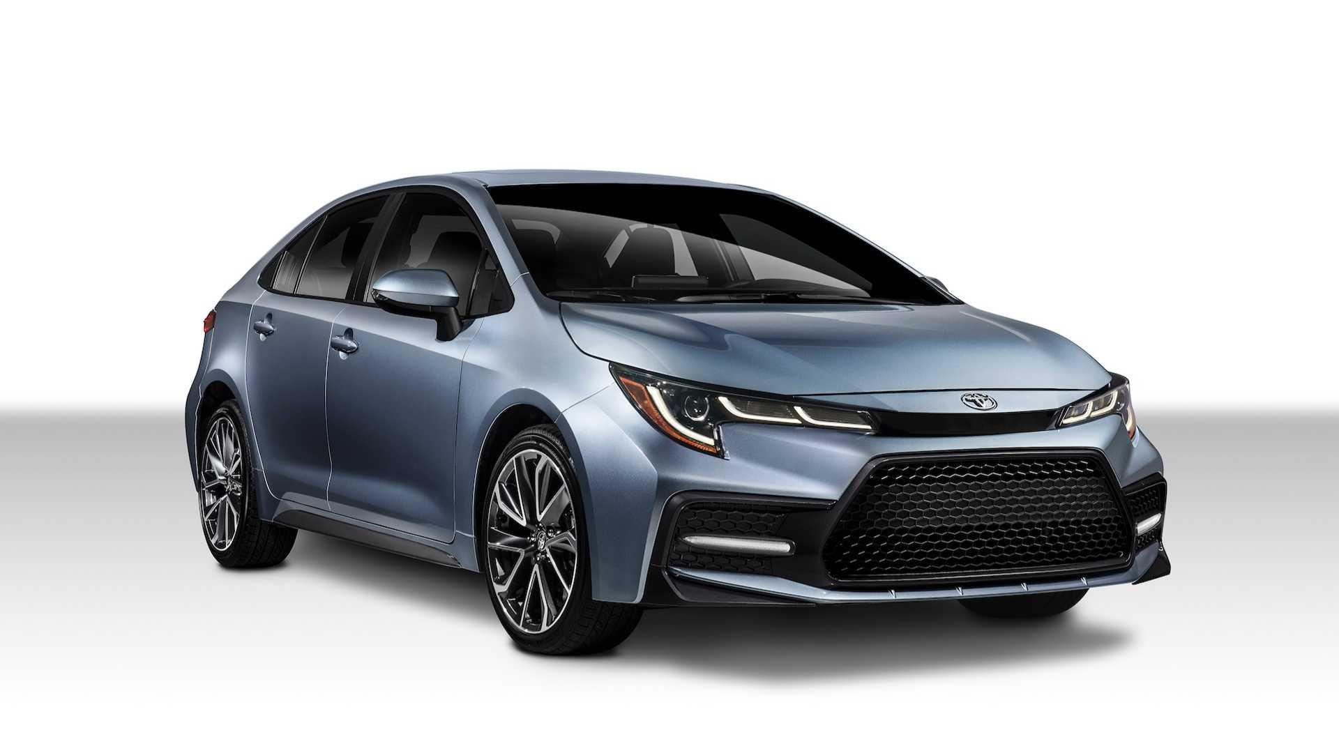 2020 Toyota Corolla 1.8 e-CVT