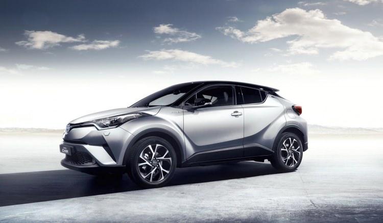 2021 Toyota C-HR 1.8 Flame e-CVT