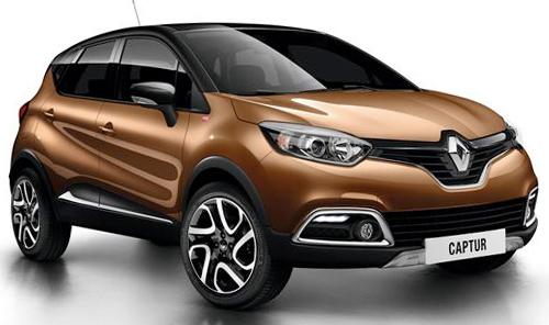 2019 Renault Captur 1.5 DCi EDC
