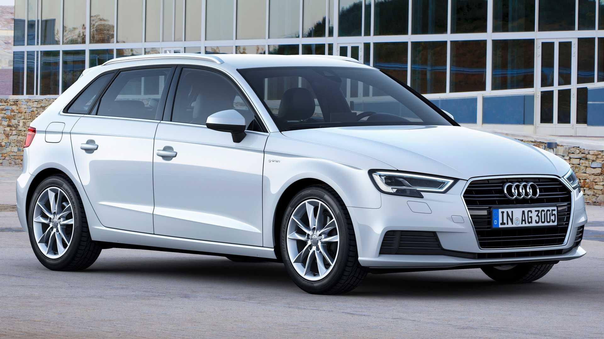 2019 Audi A3 Sportback 1.5 TFSI