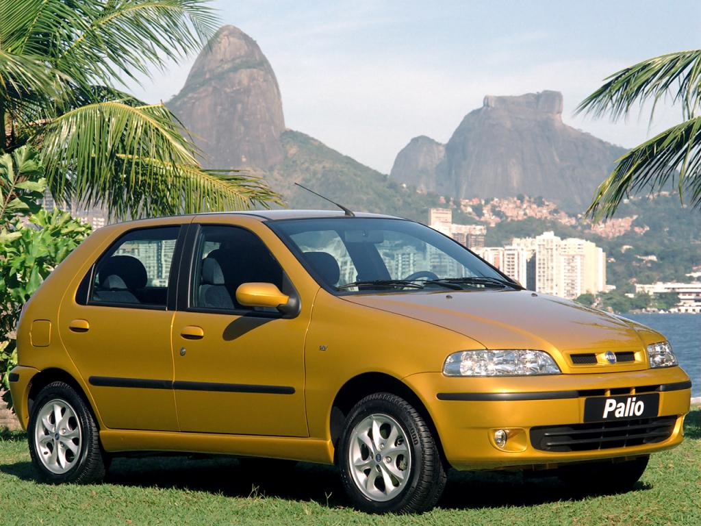 2000 Fiat Palio 1.4 el