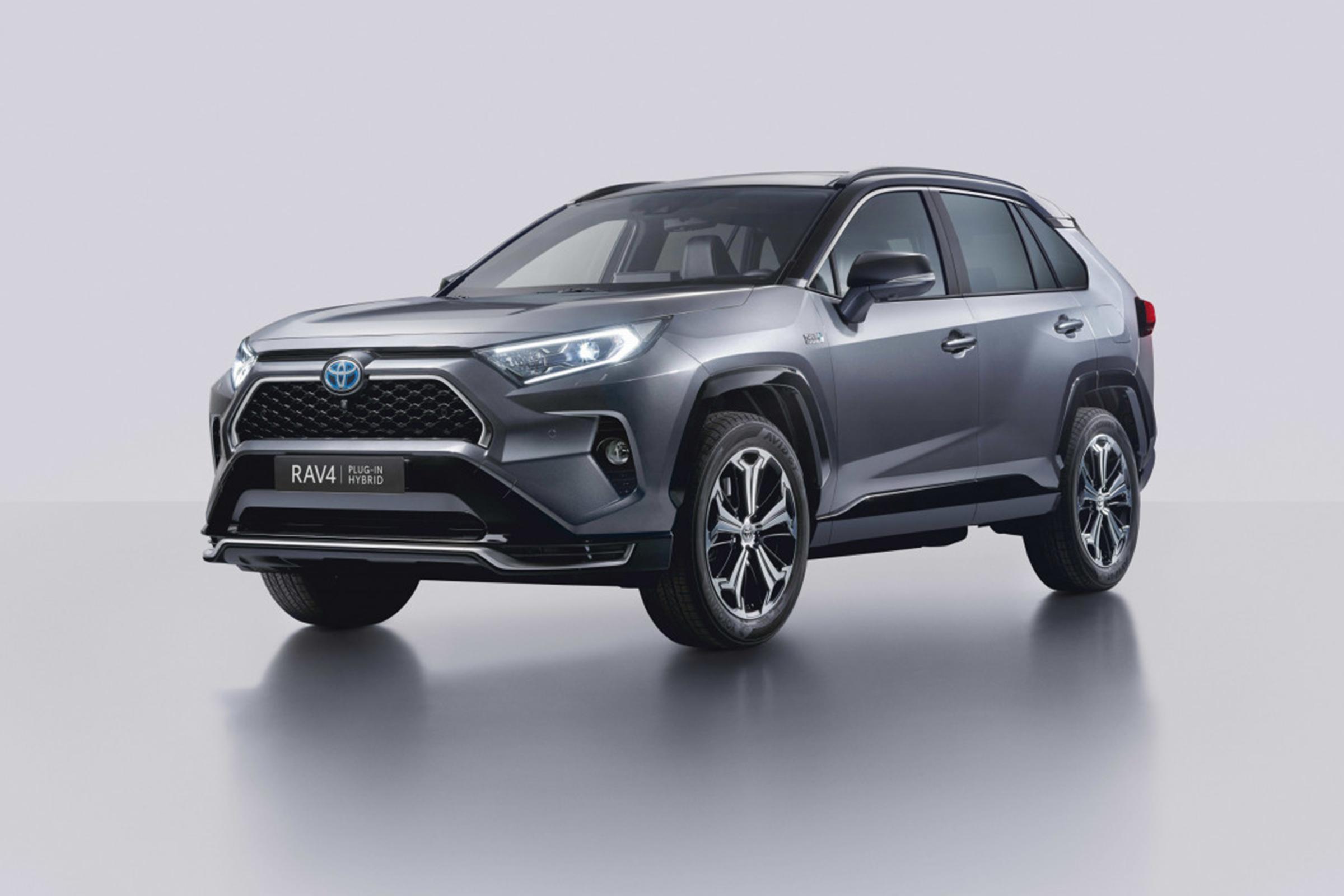 2021 Toyota RAV4 Hybrid 4×4 Passion e-CVT