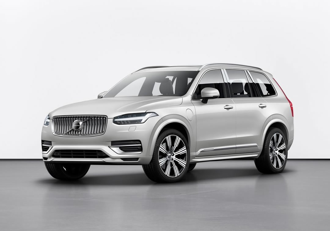 2020 Volvo XC90 2.0 T8 R-Design