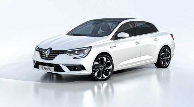 2020 Renault Megane Sedan 1.5 DCi