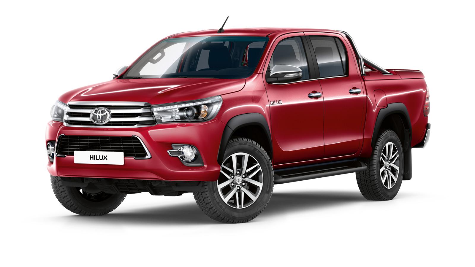 2020 Toyota Hilux 2.4 4×4