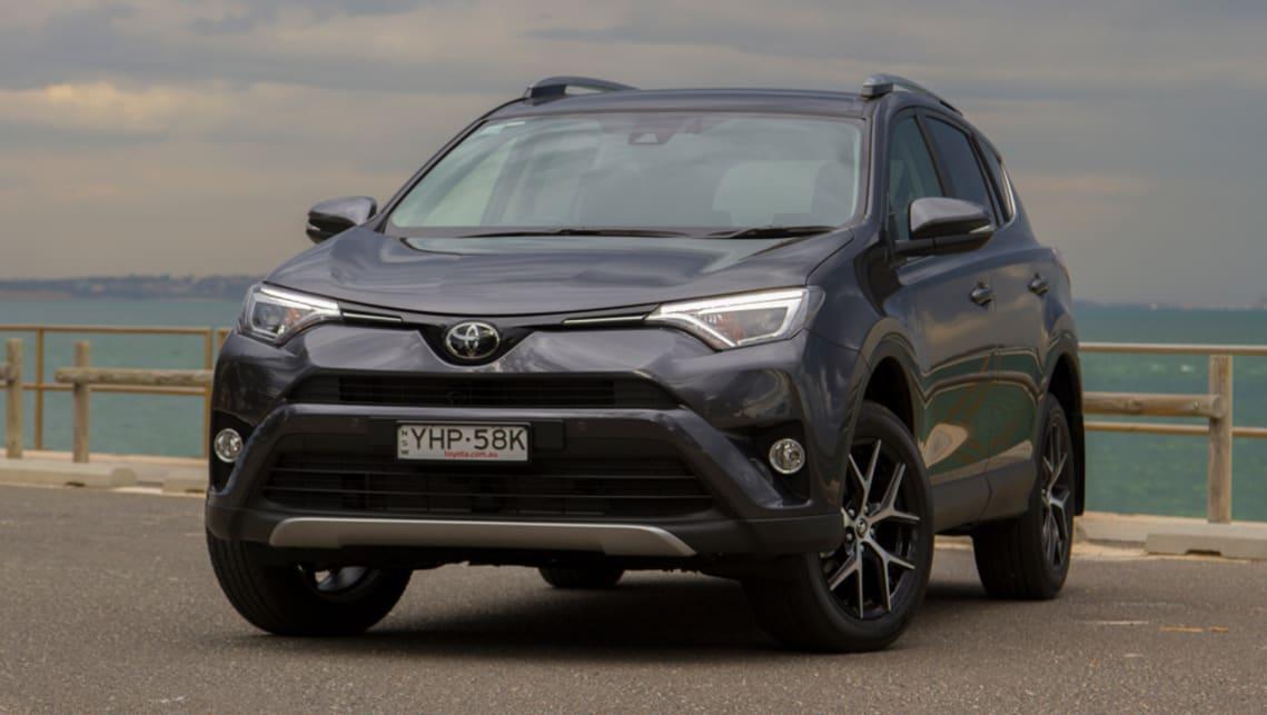 2017 Toyota RAV4 2.0 MDs 4×4