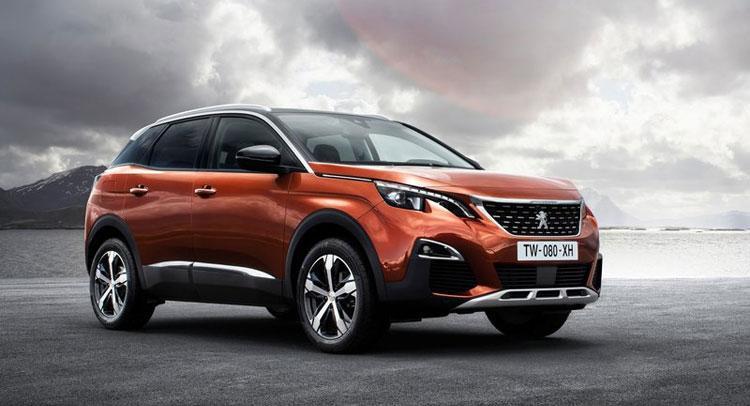 2019 Peugeot 3008 1.6 AT