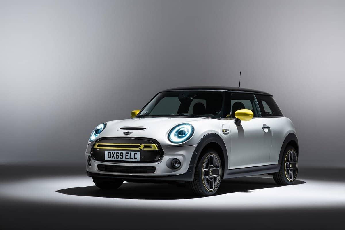 2021 Mini Cooper Elektrik Signature
