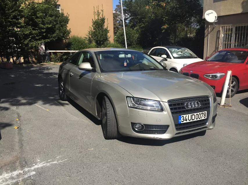 2015 Audi A5 Coupe 2.0 TDI