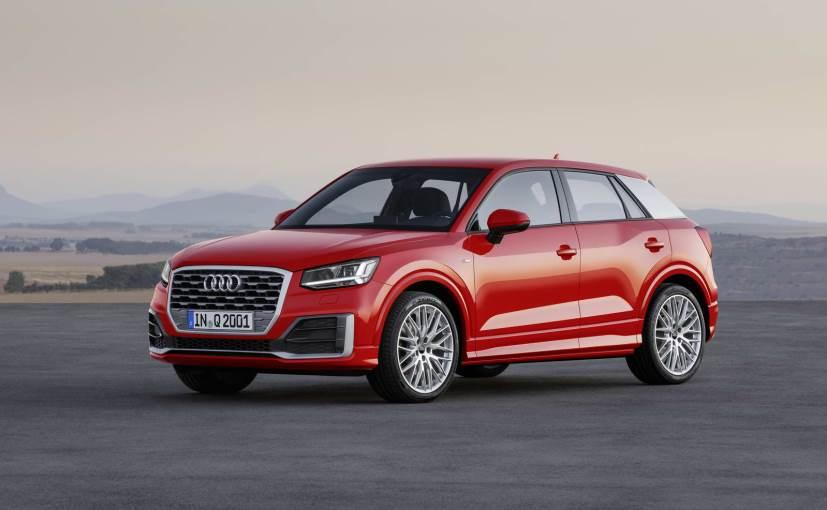 2017 Audi Q2 1.4 TFSI