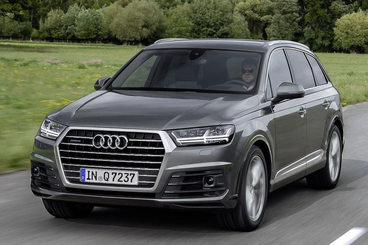 2017 Audi Q7 3.0 TDI
