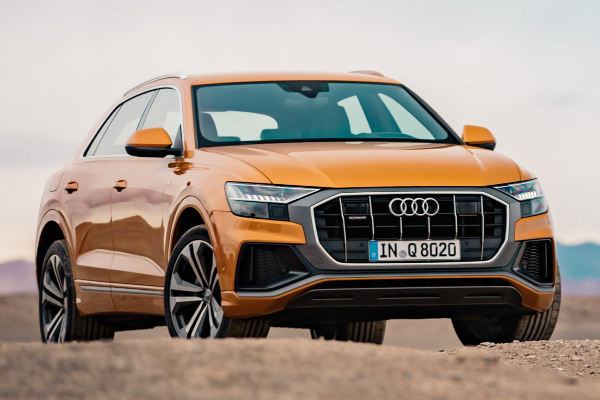 2019 Audi Q8 3.0 TDI