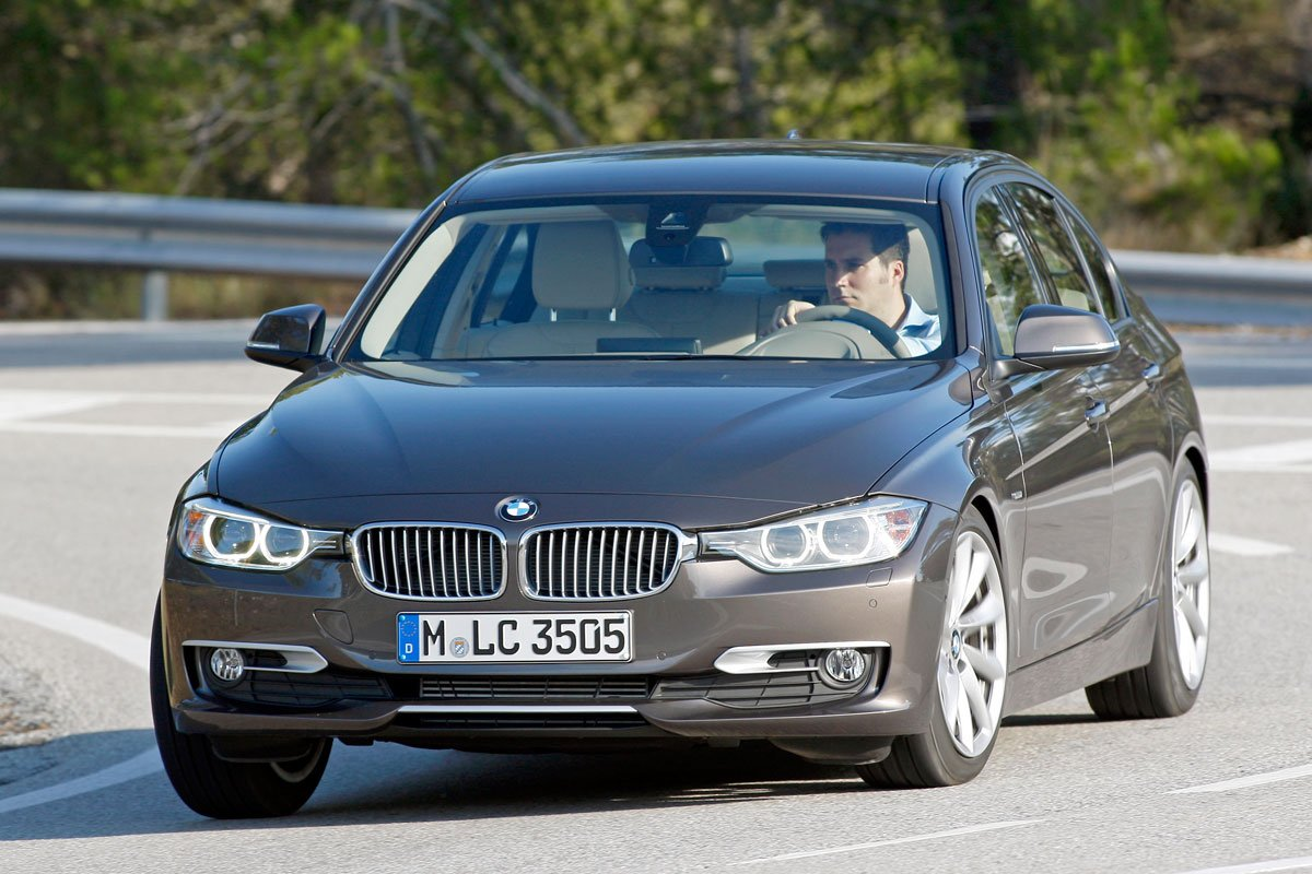2014 BMW 3 Serisi 320i