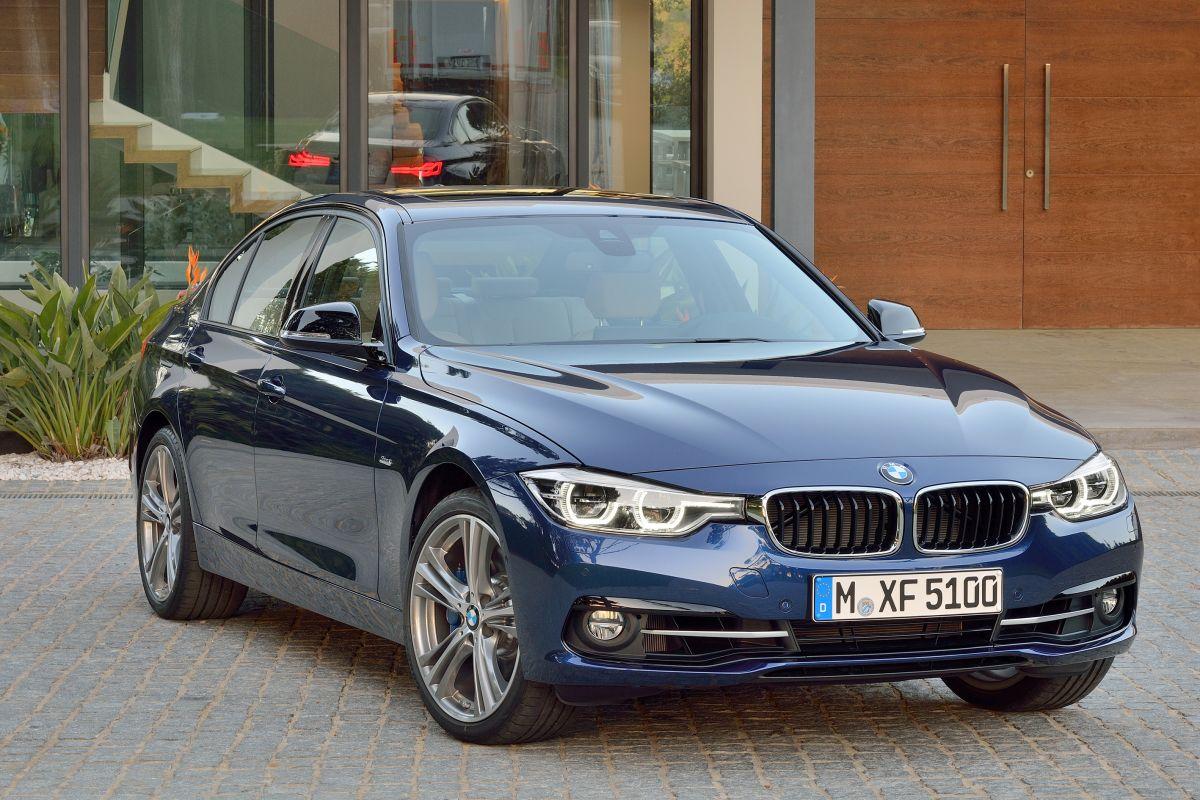 2015 BMW 3 Serisi 320d