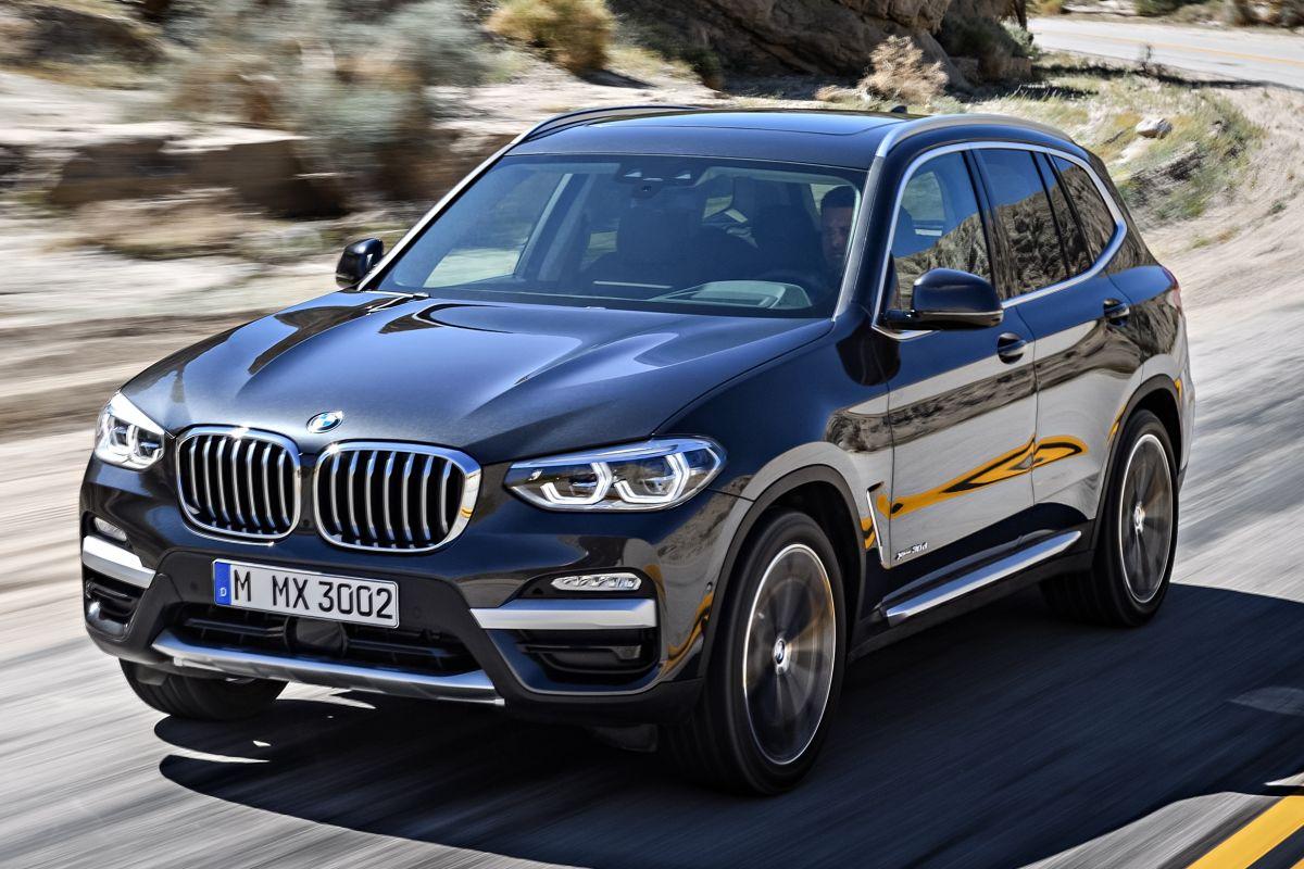 2019 BMW X3 20i 1.6 sDrive