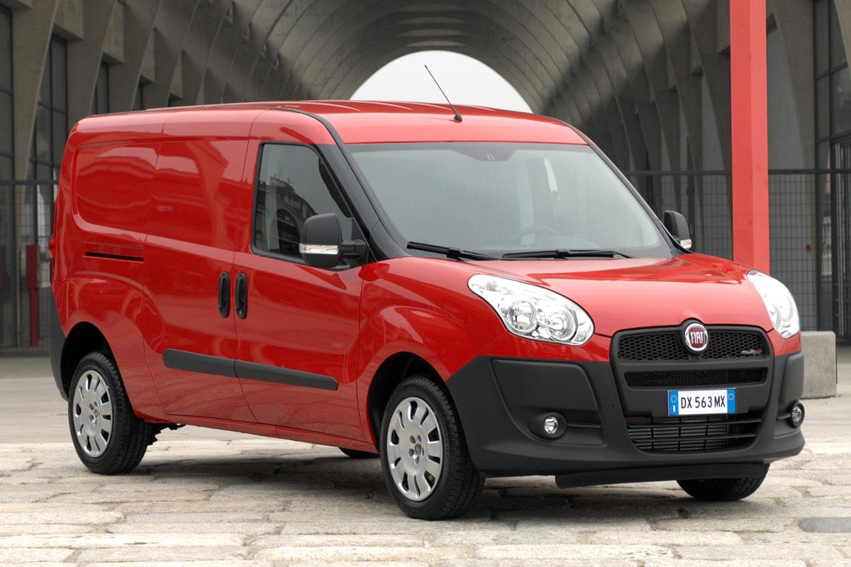 2020 Fiat Doblo Cargo 1.3 Multijet