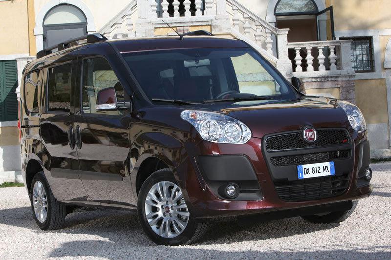 2014 Fiat Doblo 1.6 Multijet