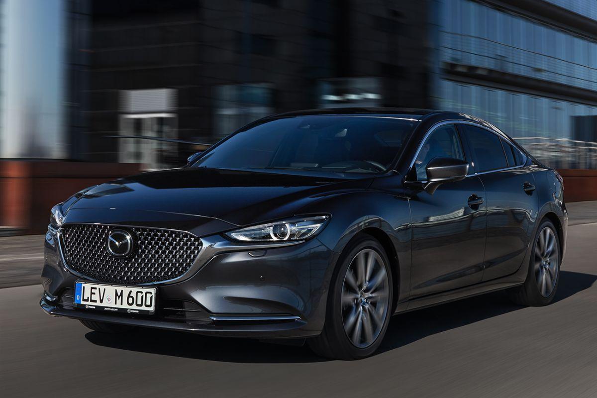 2016 Mazda 6 2.0 AT