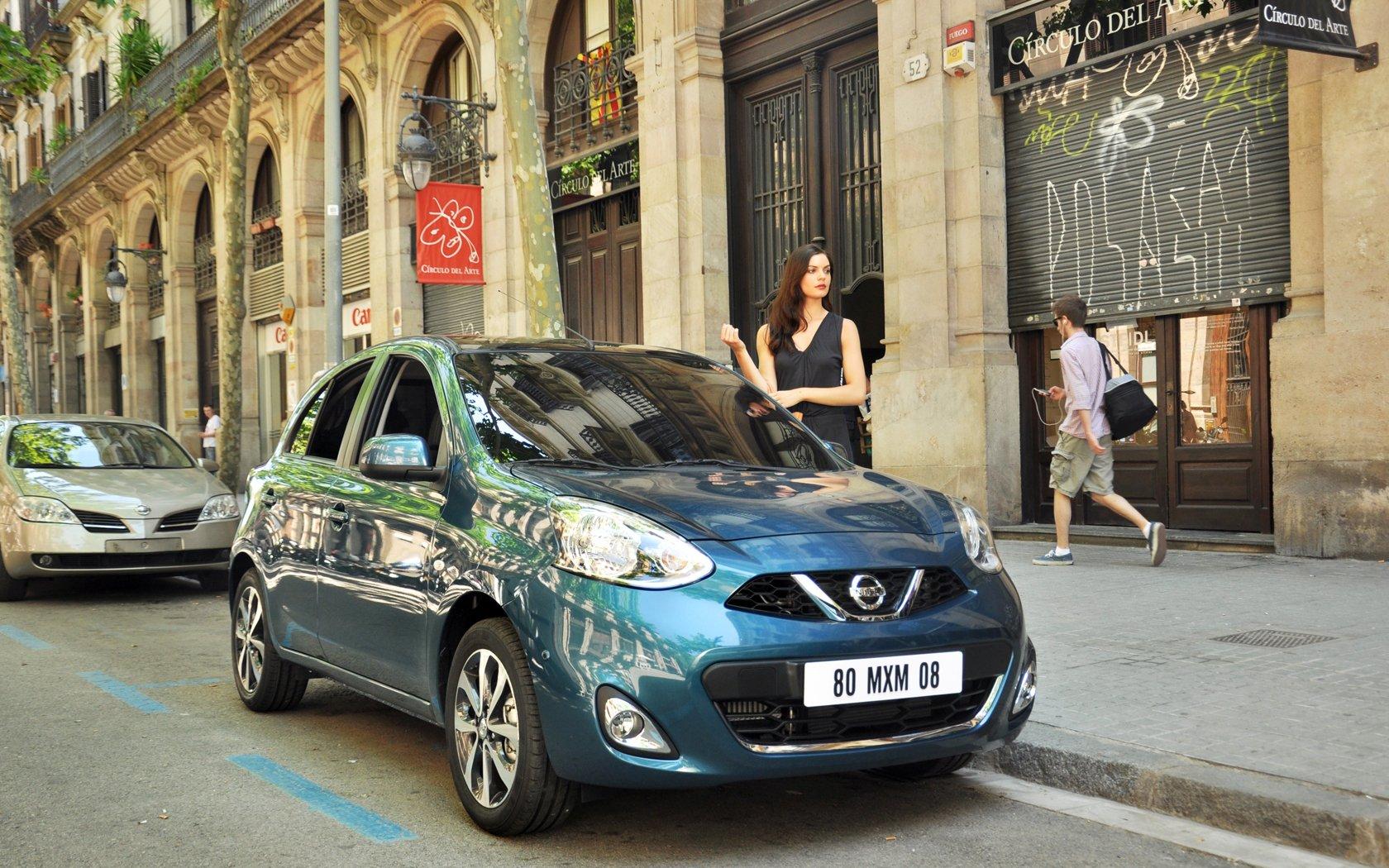 2015 Nissan Micra 1.2 CVT
