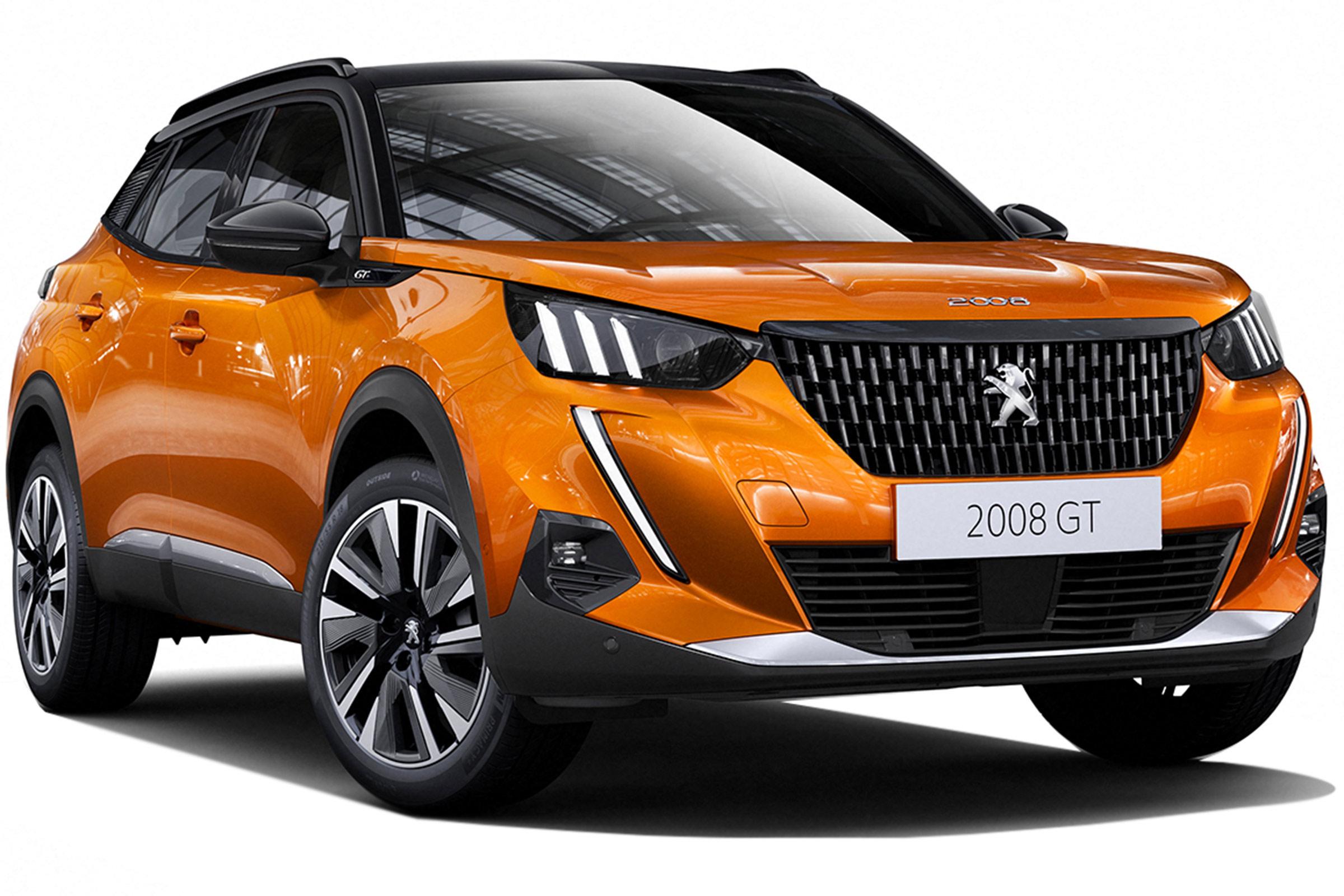 2021 Peugeot 2008 1.5 BlueHDi