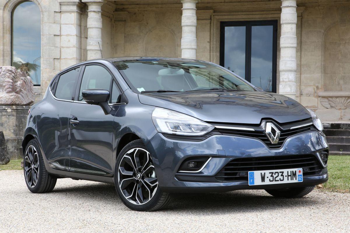 2019 Renault Clio 1.2