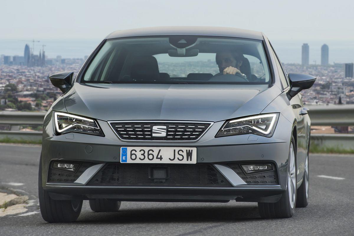 2019 Seat Leon 1.6 TDI DSG