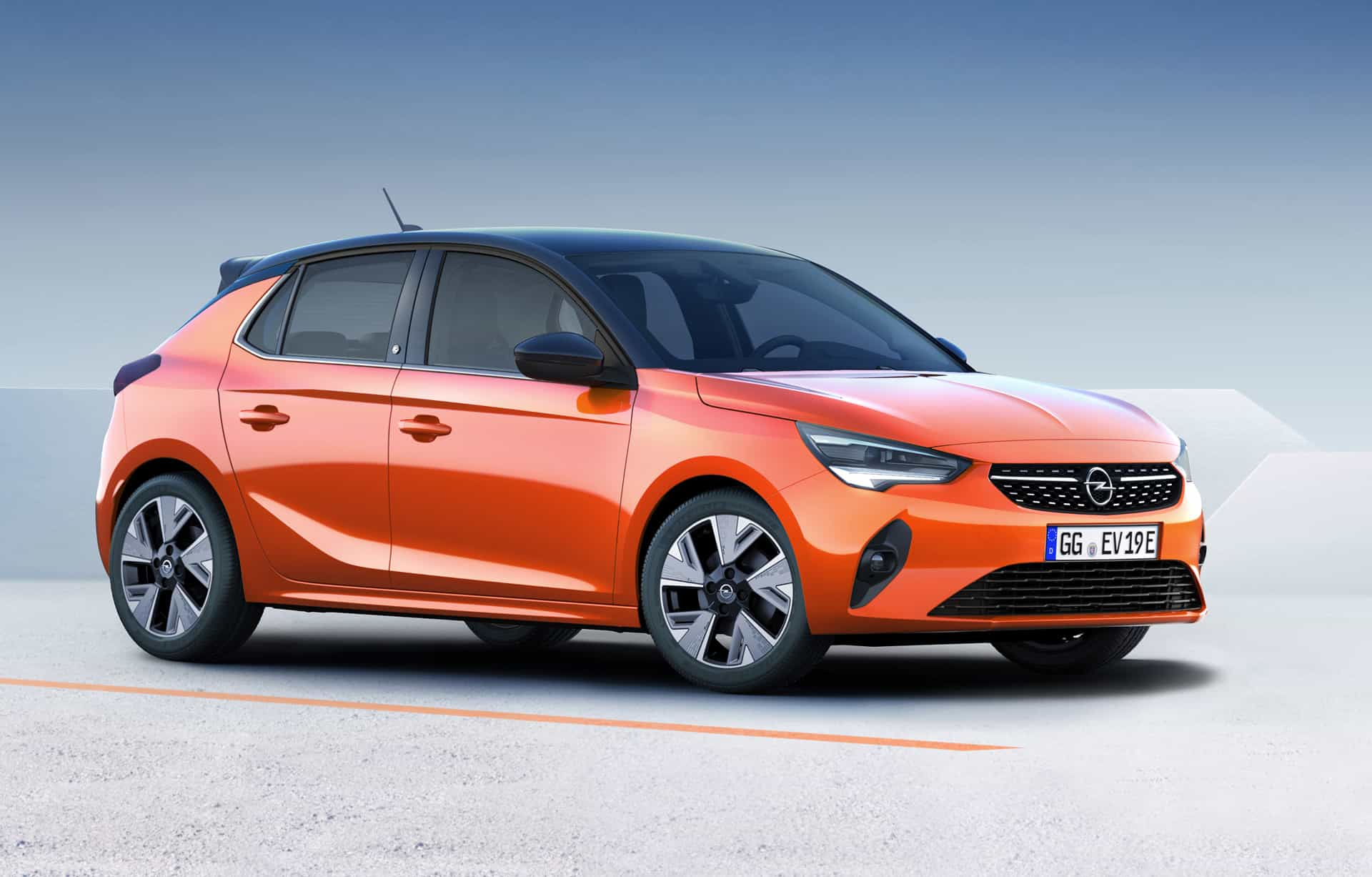2021 Opel Corsa 1.5d Edition