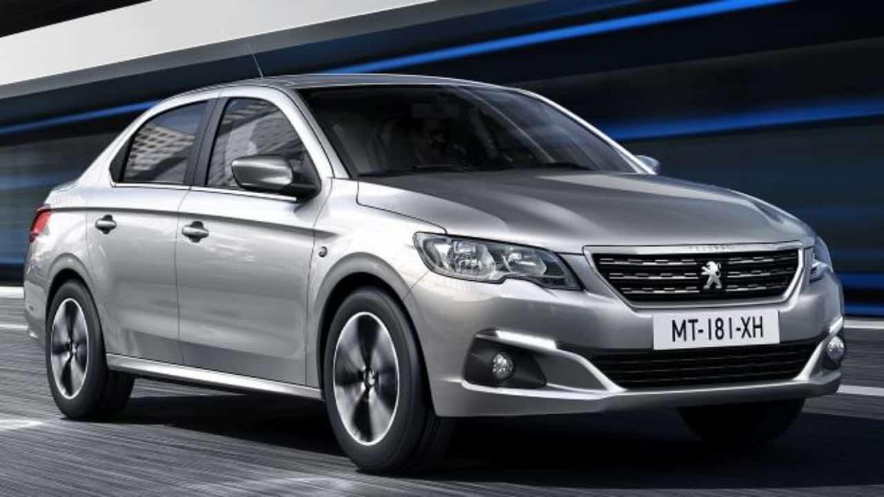 2019 Peugeot 301 1.5 BlueHDi Active