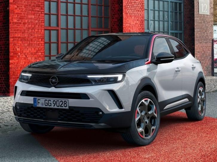 2021 Opel Mokka 1.2 Elegance AT