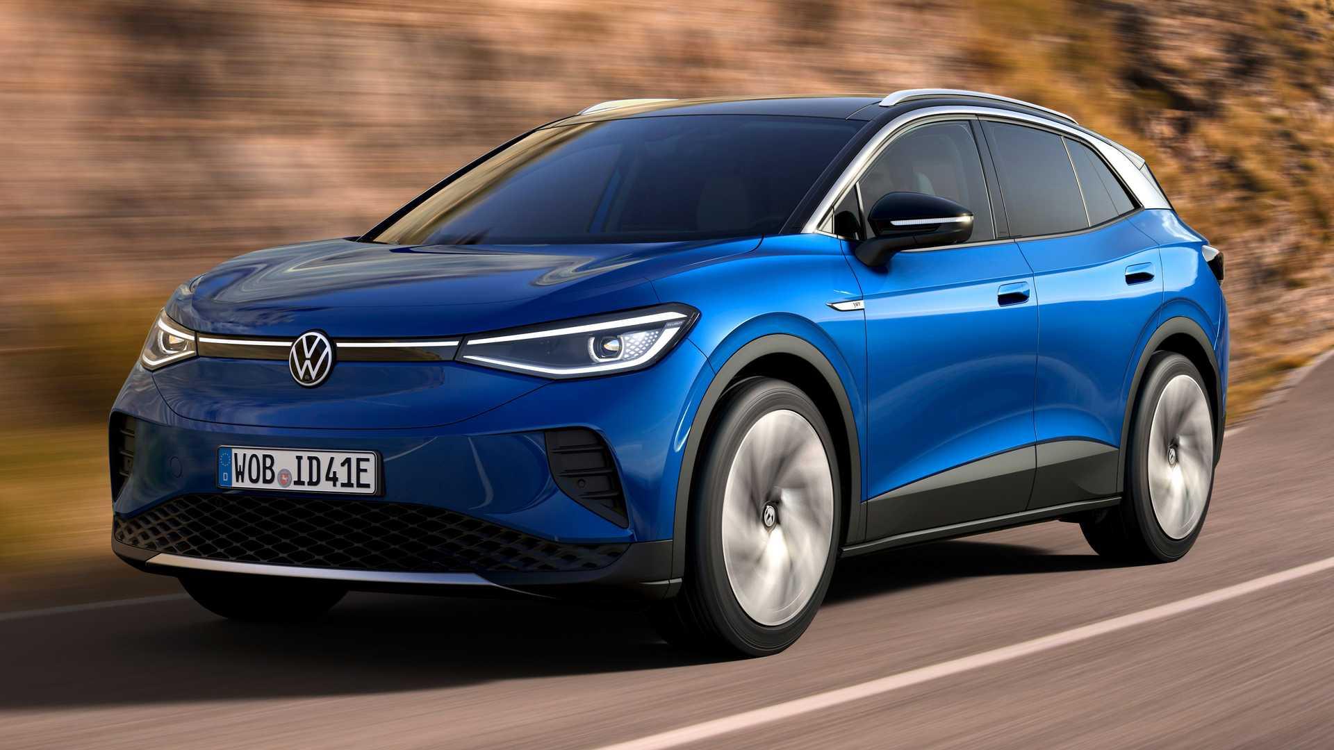 2021 Volkswagen ID.4 1ST Max