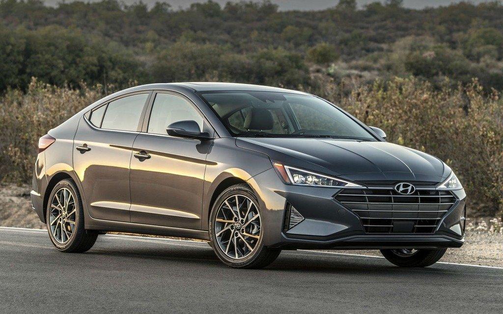 2020 Hyundai Elantra 1.6