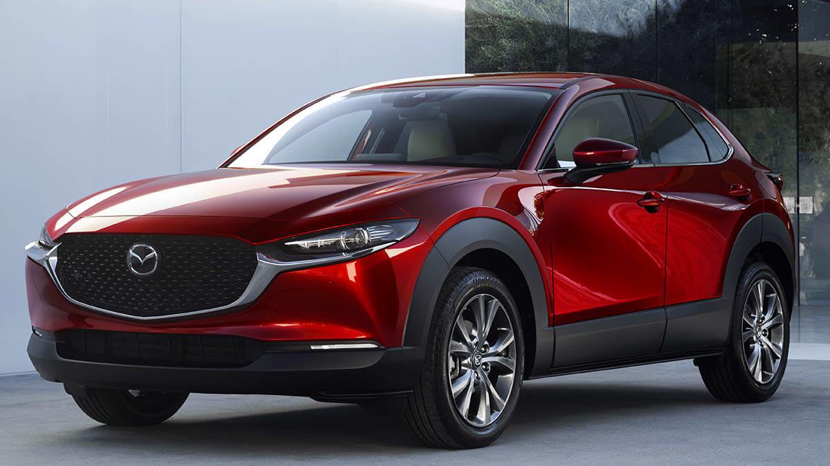 2021 Mazda CX-30 1.5 AT