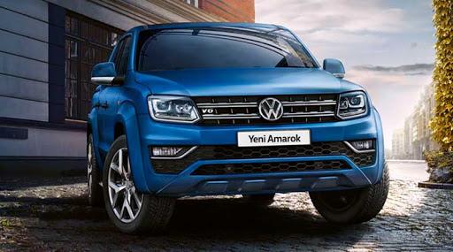 2020 Volkswagen Amarok 3.0 TDI DSG 4×4