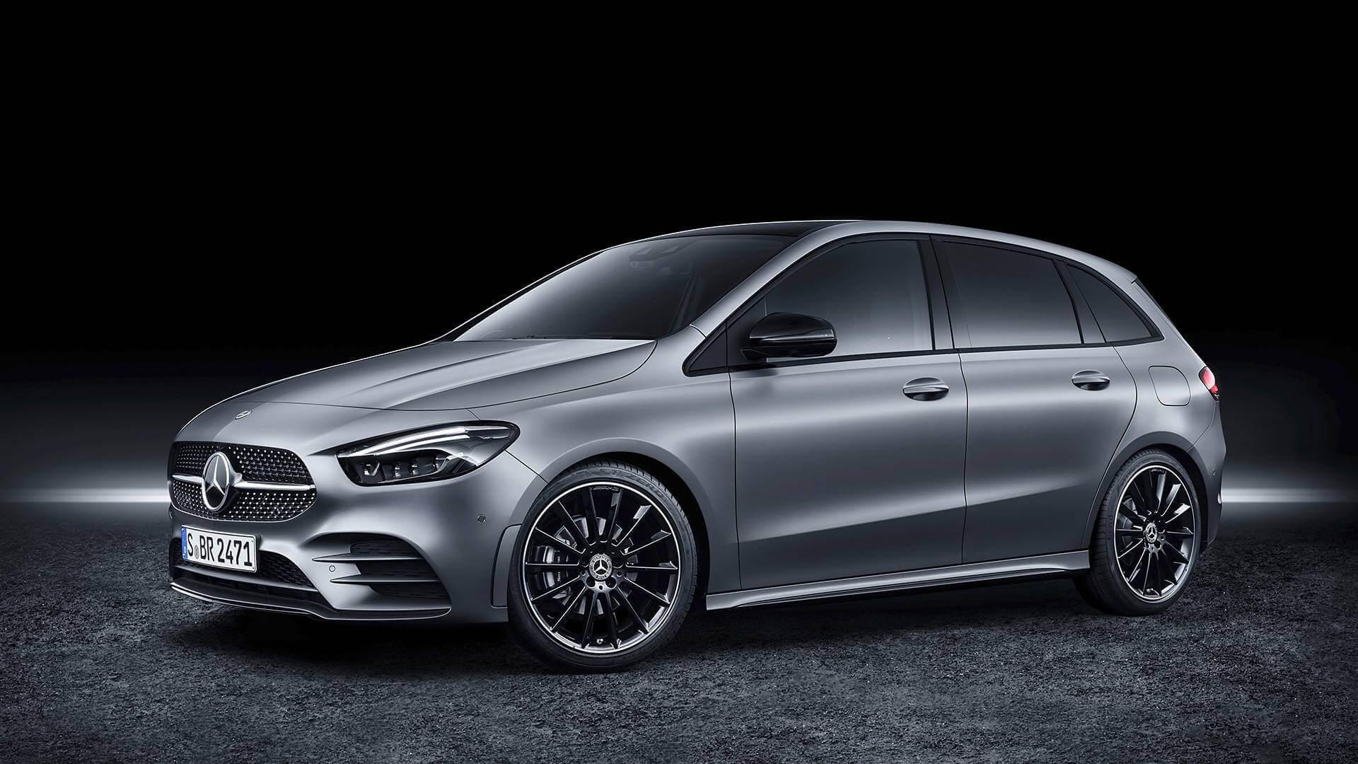 2019 Mercedes B Serisi B180 D 1.5