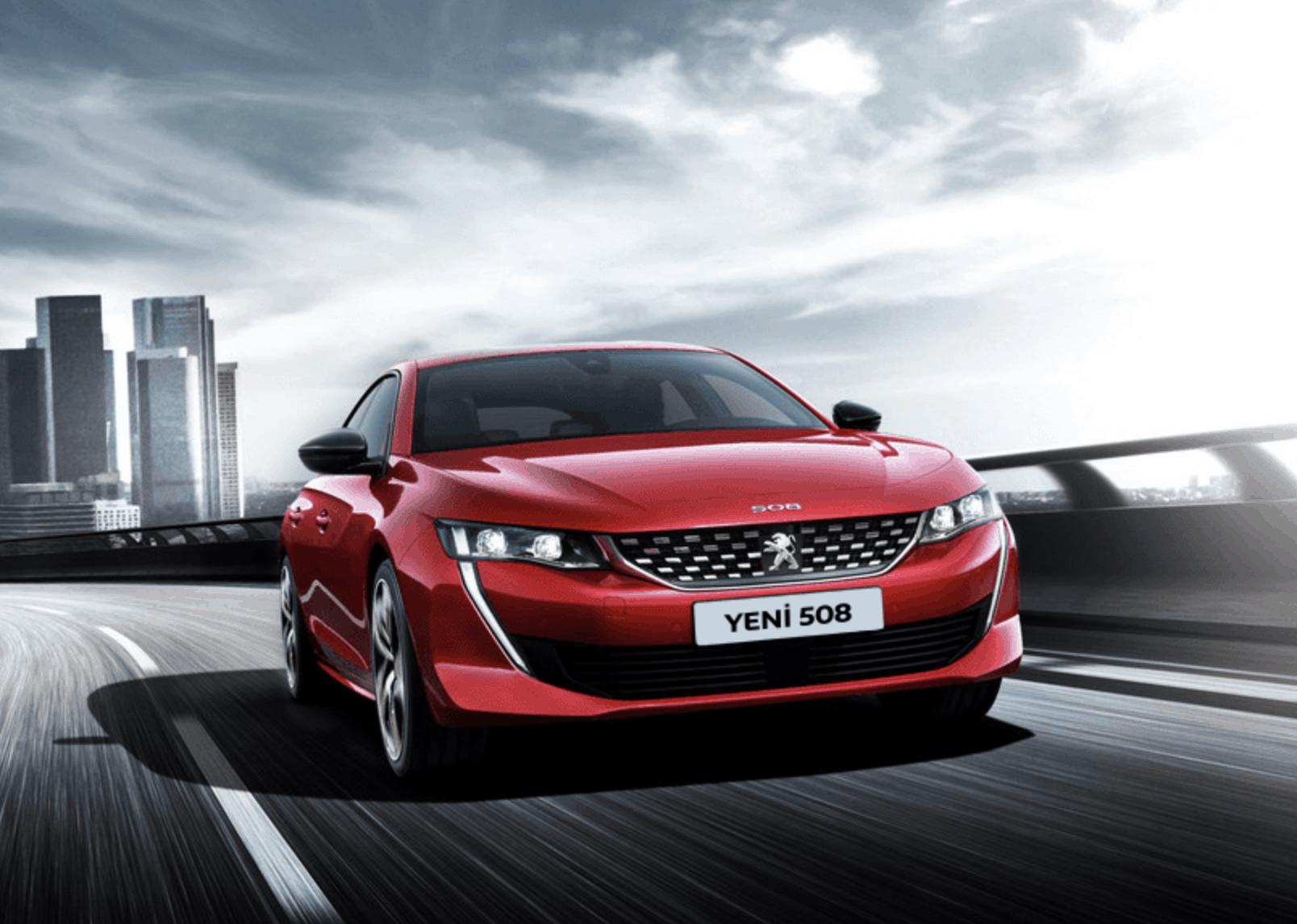 2021 Peugeot 508 1.6 Prime AT