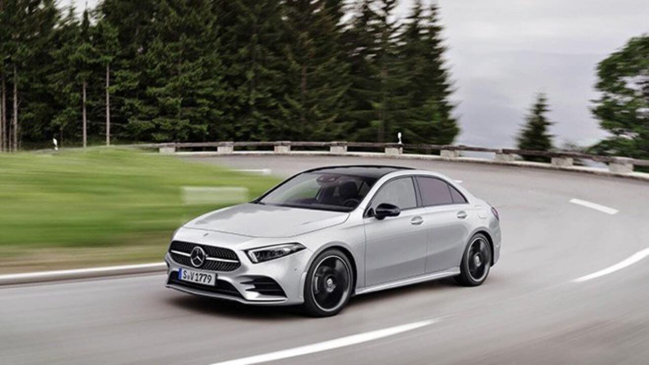 2019 Mercedes A Serisi Sedan A200 1.3
