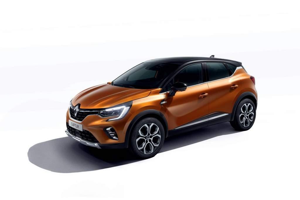 2021 Renault Captur 1.3 EDC