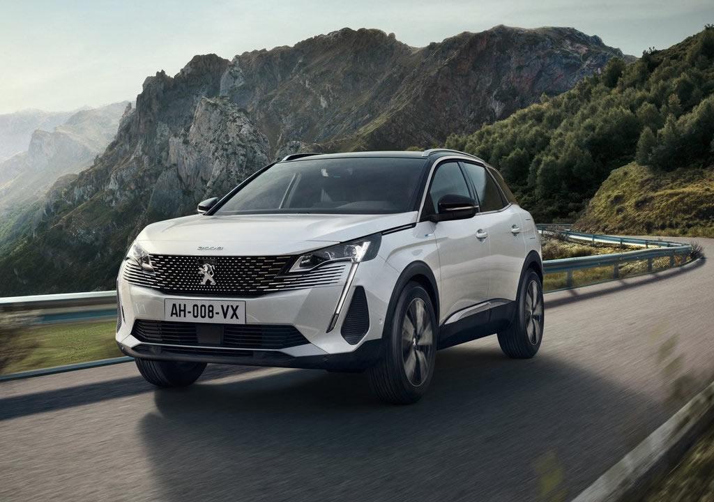 2021 Peugeot 3008 1.2 AT