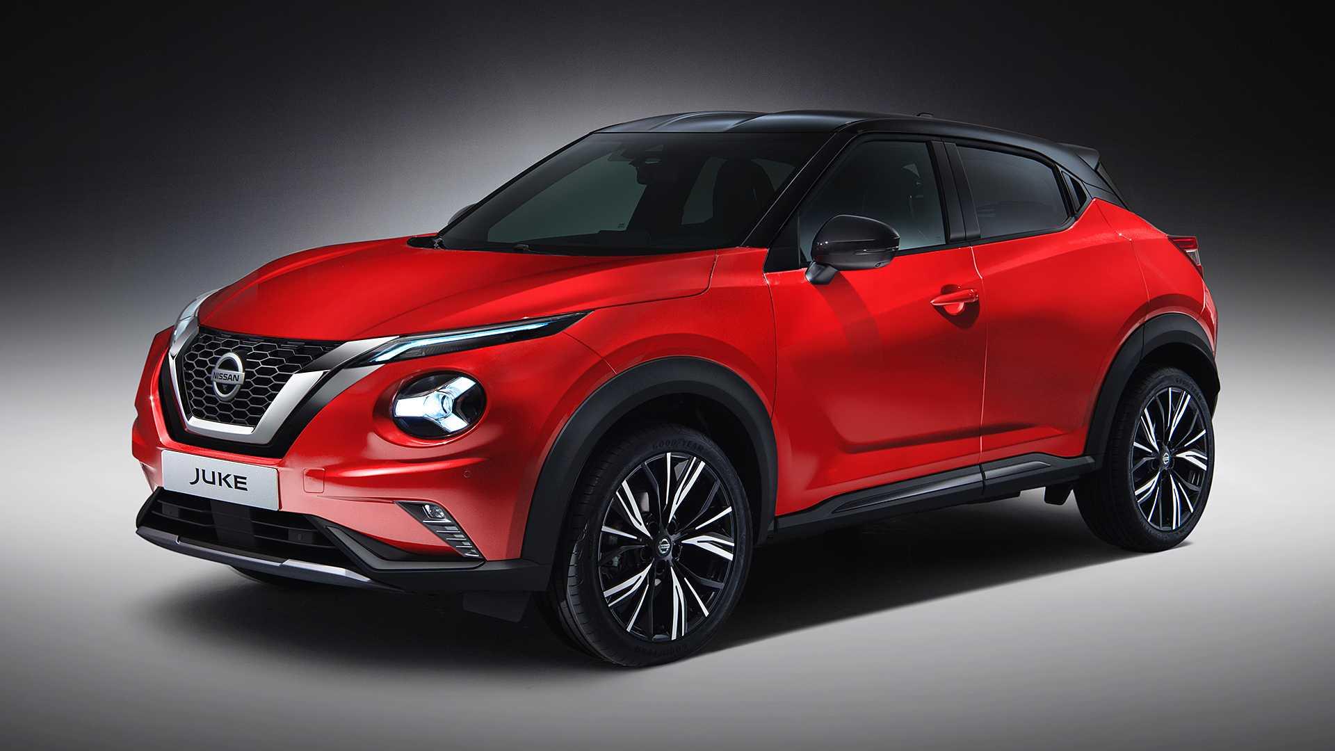 2021 Nissan Juke 1.0