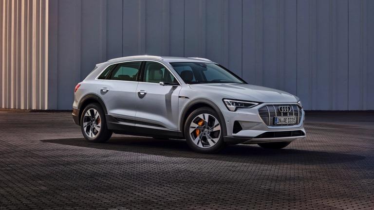 2021 Audi e-tron 50 Quattro